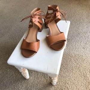 || Franco Sarto: Flourish Chunky Heel ||